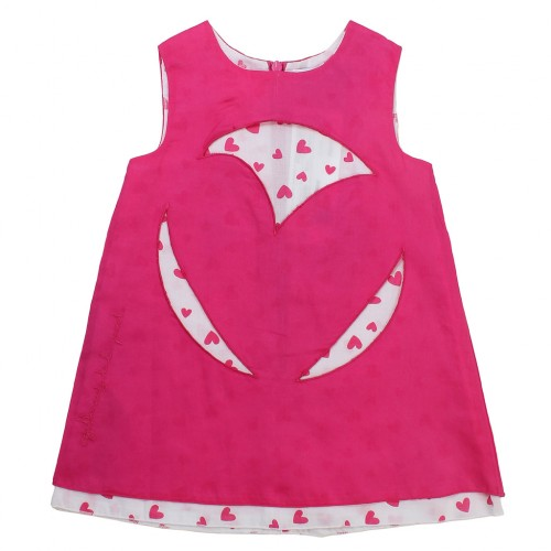 1de04d06f13 Βρεφικό Αμάνικο Φόρεμα Ροζ AgathaRuizDeLaPrada 8122S15 Κορίτσι Φορέματα