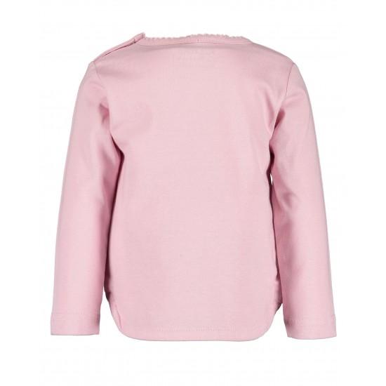 Μακρυμάνικη Μπλούζα Ροζ Blue Seven 950584 Κορίτσι