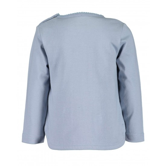 Μακρυμάνικη Μπλούζα Baby Blue Blue Seven 950586 Κορίτσι