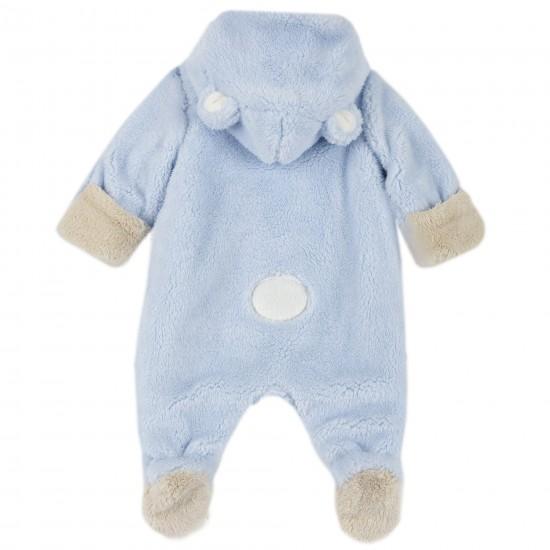 Βρεφική Φόρμα Εξόδου Γαλάζια Chicco 02137 Αγόρι